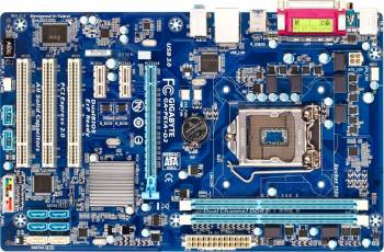 Placa de baza Gigabyte P61A-D3 Socket 1155 Refurbished