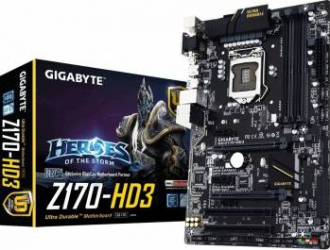 Placa de baza Gigabyte Z170-HD3 DDR4 Socket 1151