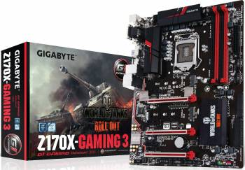 Placa de baza Gigabyte Z170X-Gaming 3 Socket 1151