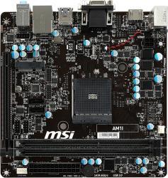 Placa de baza MSI AM1I Socket AM1