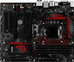 Placa de baza MSI B150 Gaming M3 Socket 1151 Resigilat placi de baza