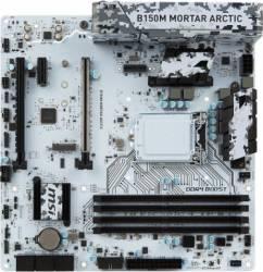 Placa de baza MSI B150M Mortar Arctic Socket 1151