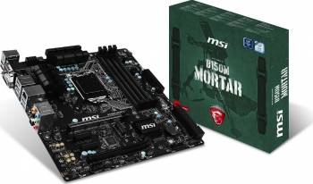 Placa de baza MSI B150M MORTAR Socket 1151