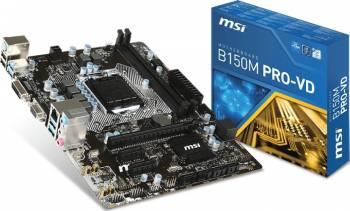 Placa de baza MSI B150M PRO-VD Socket 1151