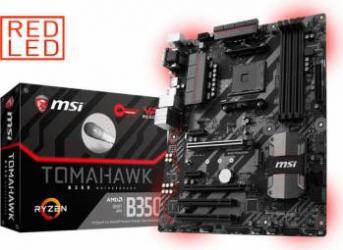 Placa de baza MSI B350 Tomahawk Socket AM4 Placi de baza