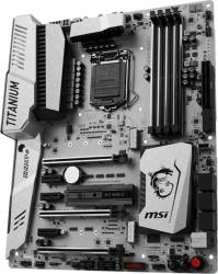 Placa de baza MSI Z270 Mpower Gaming Titanium Socket 1151 Placi de baza