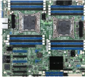Placa de BAza Server Intel S2600CP2IOC iC600 Socket 2011 Placi de baza Server