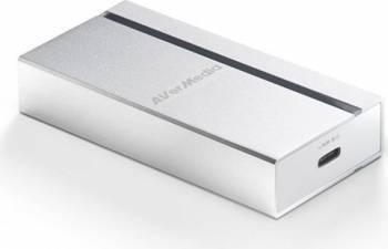 Placa de captura AverMedia ExtremeCap UVC BU110 HDMI la USB 3.0 1080p TV Tunere