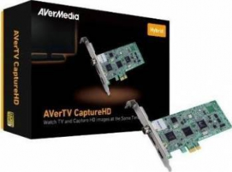TV TunerAVerMedia Hybrid AVerTV Capture HD H727 TV Tunere