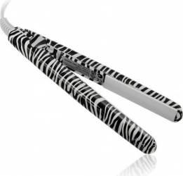 Placa de par Mylocker Mini portabila Zebra Placi de indreptat parul