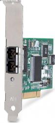 Placa de retea Allied Telesyn 100MBPS AT-2701FX SC