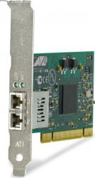 Placa de retea Allied Telesyn PCI GIGABIT SC AT-2916SXSC Placi de retea