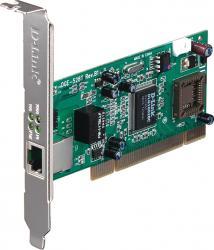 Placa de retea DLink 101001000Mbps Gigabit PCI Ethernet