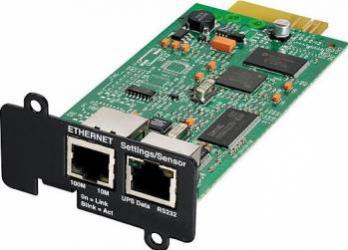 Placa de retea Eaton Network Card-MS Accesorii UPS