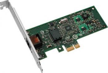 Placa de retea Intel Gigabit CT PCIe Placi de retea