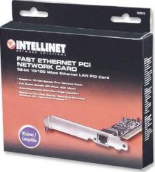 Placa de retea Intellinet Fast Ethernet 509510 Placi de retea