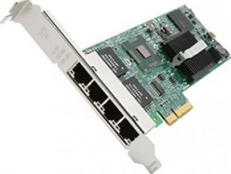 Placa de retea Server Intel Gigabit ET2 PCI Express - 4 porturi