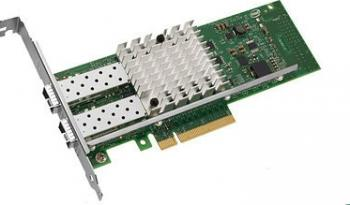 Placa de retea Server Intel X520-DA2 10 Gigabit PCI-E 2.0 Placi de retea Server