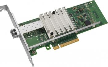 Placa de retea Server Intel X520-LR1 10 Gigabit PCI-E 2.0 Placi de retea Server