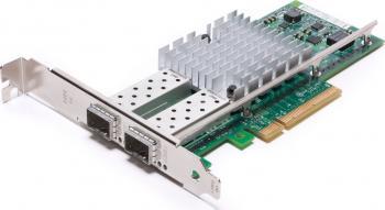 Placa de retea Server Intel X520-SR2 10 Gigabit PCI-E 2.0 Placi de retea Server