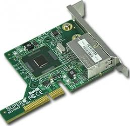 Placa de retea server Supermicro Dual port AOC-PG-I2 Placi de retea Server