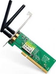 Placa de retea Wireless TP-Link 300Mbps TL-WN851ND Wireless