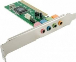 Placa de sunet 4World PCI CMI8738