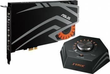 Placa de sunet Asus Strix Raid DLX 7.1 Placi de sunet