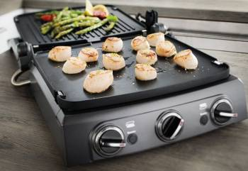 Placa plata pentru GR50E - Cuisinart Accesorii