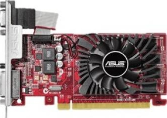 Placa video Asus AMD Radeon R7 240 OC 4GB DDR3 128Bit LP