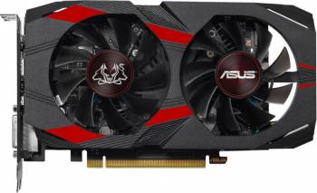 Placa video Asus Cerberus GeForce GTX 1050Ti OC 4GB GDDR5 128bit Placi video
