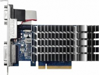 Placa video Asus GeForce 710 1GB GDDR3 64bit Low Profile Bracket