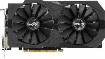Placa video Asus GeForce GTX 1050 Strix OC 2GB GDDR5 128bit Placi video