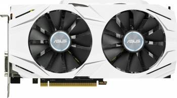 Placa video Asus GeForce GTX 1060 Dual OC 6GB DDR5 192bit Placi video