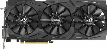 Placa video Asus GeForce GTX 1070Ti Advanced Gaming 8GB GDDR5 256bit Placi video
