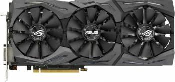 Placa video ASUS GeForce GTX 1080 STRIX GAMING A8G 8GB DDR5X 256-bit Placi video