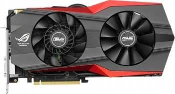 Placa video Asus Matrix Platinum GeForce GTX 980 4GB DDR5 256Bit Bonus Mouse Pad A4Tech X7-200MP + Mouse A4Tech Bloody Gaming