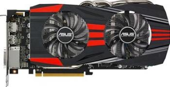 pret preturi Placa video Asus Radeon R9 270X DirectCU II T 2GB DDR5 256Bit