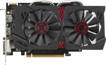 Placa video Asus Radeon R7 370 Strix OC Gaming 4GB DDR5 256Bit Bonus Mouse Pad A4Tech X7-200MP