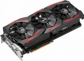 Placa Video ASUS ROG STRIX Radeon RX Vega64 8GB OC HBM2 2048bit Placi video