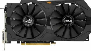 Placa video Asus Radeon RX 470 Strix 4GB GDDR5 256bit