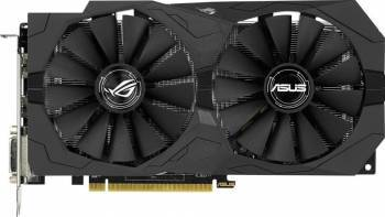 Placa video Asus Radeon RX 470 Strix OC 4GB GDDR5 256bit