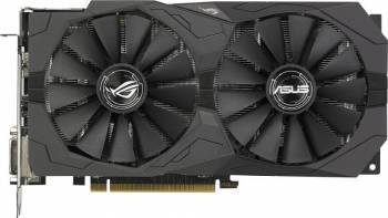 Placa video Asus Radeon RX 570 Strix OC 4GB GDDR5 256bit Placi video