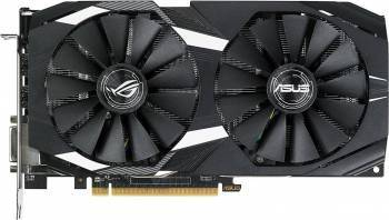 Placa video Asus Radeon RX 580 Dual 4GB GDDR5 256bit Placi video