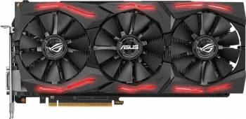 Placa video Asus Radeon RX Vega 56 ROG Strix OC 8GB HBM2 2048bit Placi video