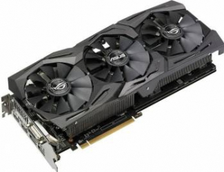 Placa video Asus ROG Strix Radeon RX 580 TOP Edition 8GB GDDR5 256bit Placi video