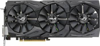 Placa video Asus Strix GeForce GTX 1080Ti OC 11GB GDDR5X 352bit Placi video