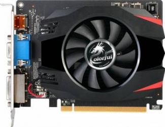 Placa video Colorful GeForce GT 710 1GB GDDR3 64bit Placi video