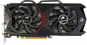 Placa video Colorful GeForce GTX 1060 Dual Fan 6GB GDDR5 192bit Placi video