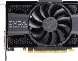 Placa video EVGA GeForce GTX 1050 SC Gaming 2GB GDDR5 128bit Placi video